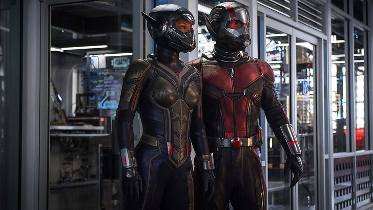 Ant-Man and the Wasp på Viaplay