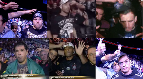 UFC, Keps, Randy Couture