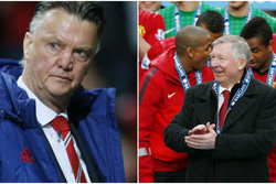 Nextinfootball.se, Blogg, Nifo, Fotboll, Louis van Gaal, Sir Alex Ferguson, Manchester United, Next in football