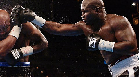 Dana White, UFC, MMA, boxning, James Toney