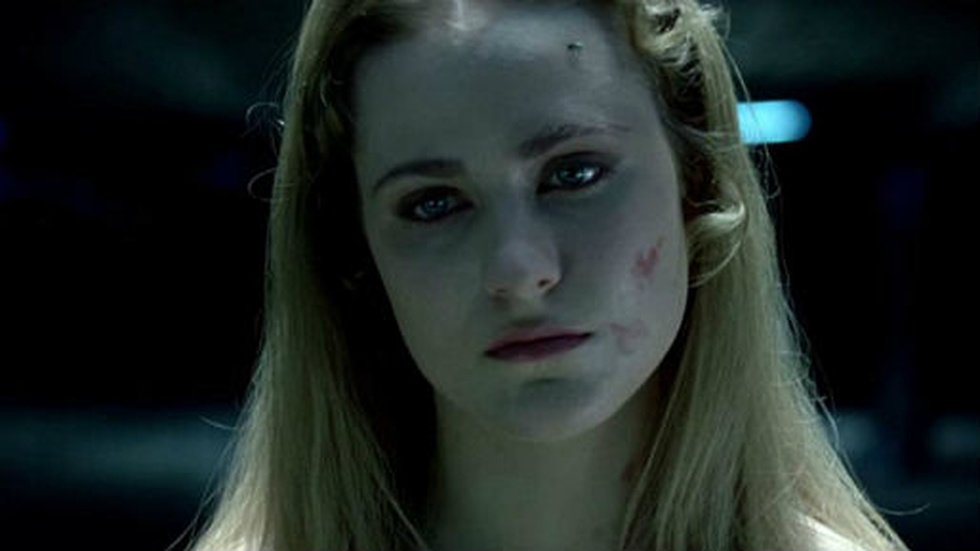 Evan Rachel Wood i Westworld.