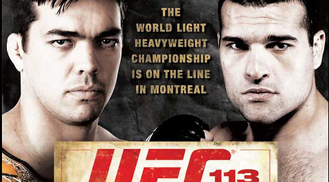 Shogun Rua, UFC, Paul Daley, Kimbo Slice, Josh Koscheck, Matt Mitrione, Lyoto Machida