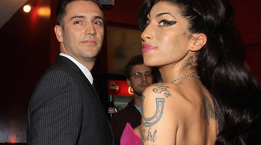 Reg Traviss, Amy Winehouse, Raven Isis Holt