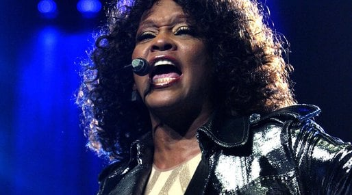 Pojke, whitney houston