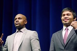 Manny Pacquiao, Trailer,  floyd mayweather, Fet, boxning