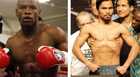 Floyd Mayweather jr, Forbes, Manny Pacquiao, Bob Arum, boxning