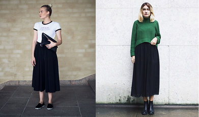 Modette, It-girls, Bloggare, Look, Outfit