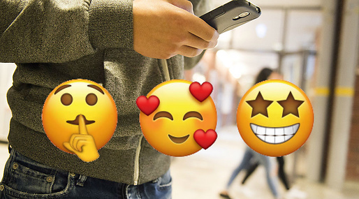 smiley, Buzzfeed, Emoji