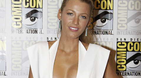 Blake Lively, Manus, Hollywood, Film, Green Lantern