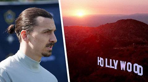 Zlatan Ibrahimovic, Hollywood