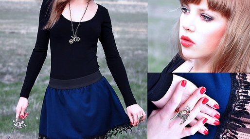 Mode, Lookbook, Modette