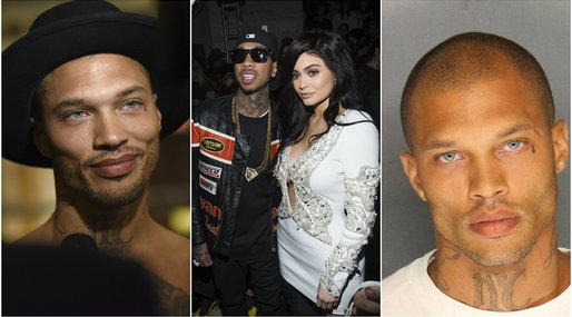 Jeremy Meeks, Hot felon