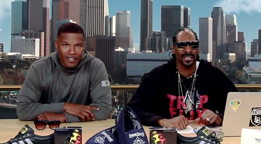 Jamie Foxx, Kokain, Snoop Lion, P Diddy