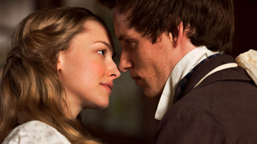 Amanda Seyfried i Les Miserables.