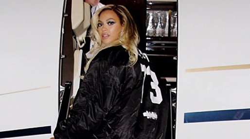Privatjet, Shopping, Beyonce, Jay Z, turne