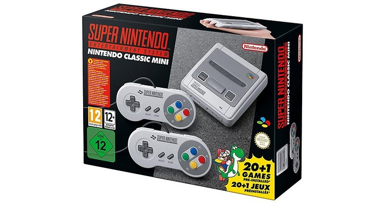Supernintendo mini