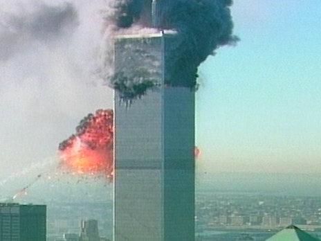 Bill Bonner förutspådde terrorattacken mot New York 2001. World Trade Center.