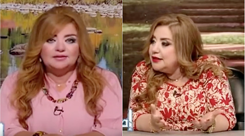 fat shaming, Egypten, TV