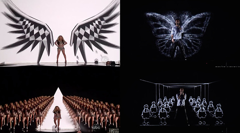 Måns Zelmerlöw, Beyoncé Knowles-Carter, Eurovision Song Contest, Heroes