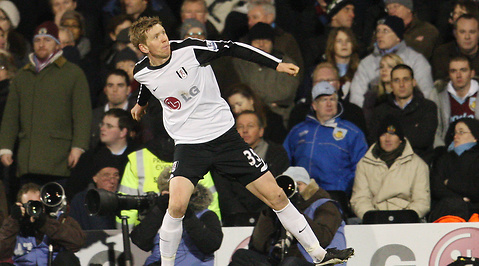 Premier League, David Elm, Fulham