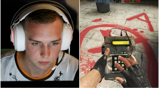E-sport, Counter-Strike, Kollapsa lunga, Gaming, csgo,  gla1ve,  Copenhagen Wolves