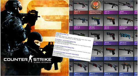 Betting, E-sport, Counter-Strike, Counter-Strike: Global Offensive, Stämning, Valve