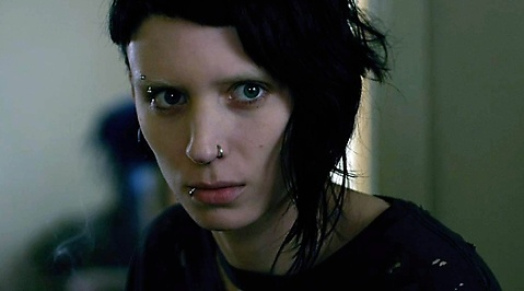 The Girl With The Dragon Tattoo, Film, Rooney Mara, Skins, ersatt, Lisbeth Salander