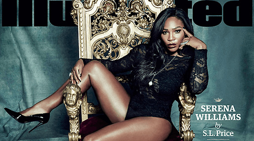 Serena Williams, Årets idrottare, Sports Illustrated