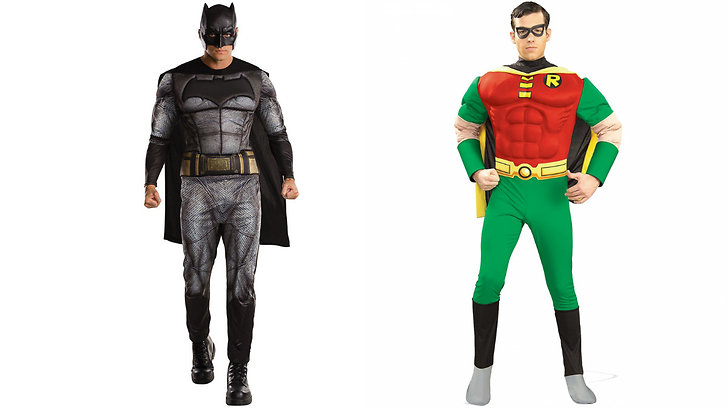 Batman och Robin i herrversion