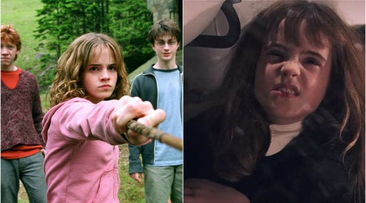 Quiz, Hermione Granger, Filmer, Harry Potter