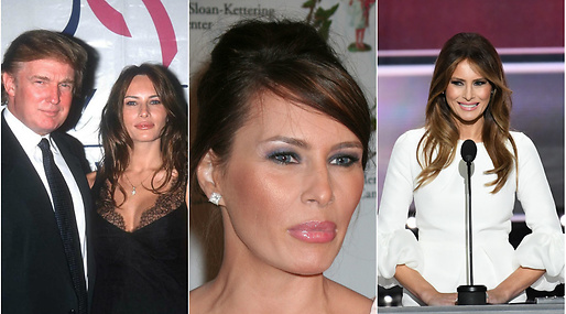Donald Trump, Modell, Melania Trump, First Lady, Mode, Slovenien