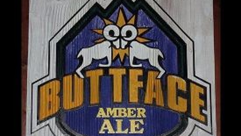 Buttface Amber Ale.
