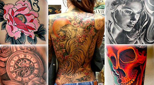 Tatueringar, Trender,  Lifestyle Tattoo, Andy Blanco
