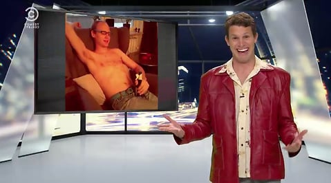 Tosh.0, Annons, Comedy Central