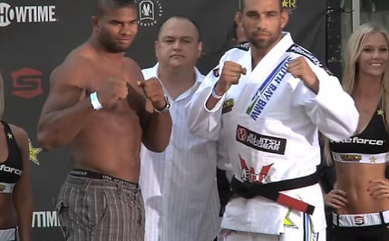 Fabricio Werdum, Grand Prix, Strikeforce, Josh Barnett, MMA, Brett Rogers, Alistair Overeem