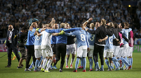 Malmö FF, Champions League, Celtic