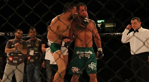 Jeremy Horn, MMA, Thales Leites, Hovet, Superior Challenge 7, Stockholm, Rich Clementi, Superior Challenge, Reza Madadi