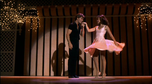 dirty dancing, kärlek, Lista, Film