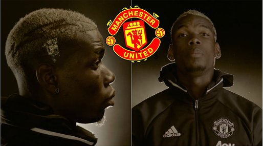 Paul Pogba, summa, Manchester United, Miljard