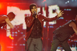 Eric Saade, Eurovision Song Contest