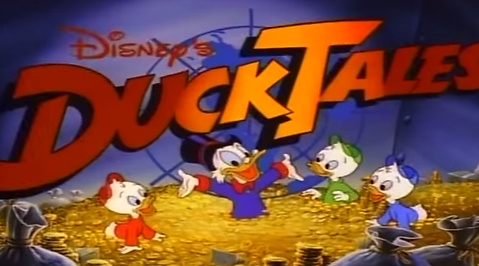 Disney, ducktales, anka