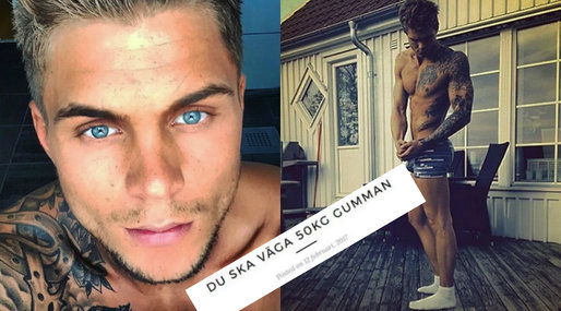 n24video, Ex On The Beach, Johannes Leonidas Ulmefors