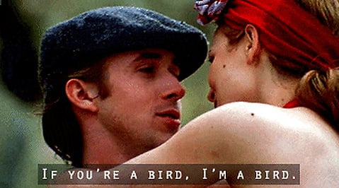 Ryan Gosling, Rachel McAdams, The Notebook