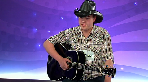 Idol, Anders Bagge, Laila Bagge, Alexander Bard, TV4, Idol 2011, Country, Audition