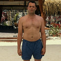 "Vince Vaughn har en go dad bod i filmen ""Couples retreat""."