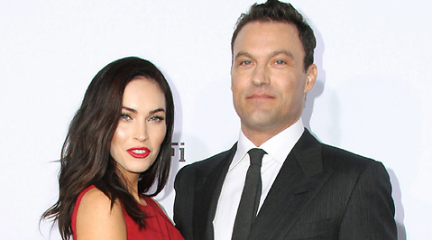 Gravid, Brian Austin Green, Megan Fox