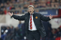Manchester United, David Moyes, Premier League, Ed Woodward , Sparken