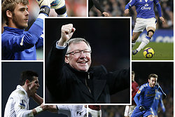 Sir Alex, Årets lag, Premier League, Bale, Suarez, United