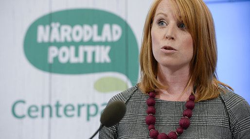 Centerpartiet, Moderaterna