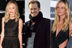 Kate Bosworth, Alexander Skarsgård, Hollywood, Victorias Secret, adam levine, kändis, USA, True Blood, Förhållande